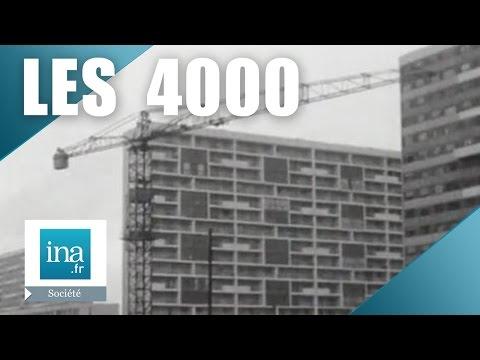 Comment était la cité des 4000 à La Courneuve en 1964 ? | Archive INA