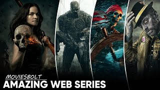 Top 5 Web/TV Series in Hindi/Eng on Netflix, Amazon Prime, Mx Player | Best Web Series in Hindi