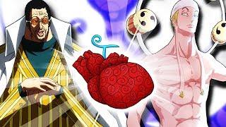 10 Charaktere die Ihre Teufelsfrucht ERWECKT haben! One Piece