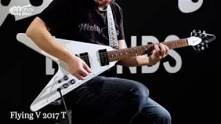 Gibson USA Flying V 2017 T【週刊ギブソンVol.154】 ギブソン 検索動画 34