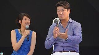 2015年8月1日(土) 福岡県福岡市早良区百道 TNC放送会館周辺で行われたTN...