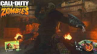 CALL OF DUTY: INFINITE WARFARE ZOMBIES | SHAOLIN SHUFFLE EASTER EGG UN AÑO DESPUÉS