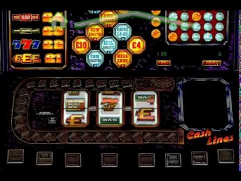 Cash Lines The Fruit Machine (App/Game)