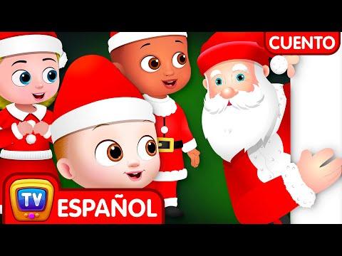 ¿Dónde está Santa Claus? (Where is Santa Claus?) - Feliz Navidad 2020 - ChuChu TV Cuentacuentos