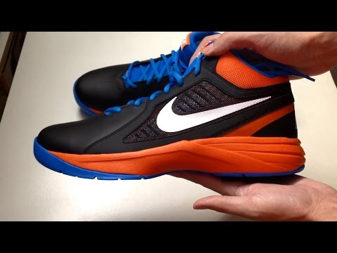 ee8cc4fe44c77 Nike The Overplay VIII Unboxing
