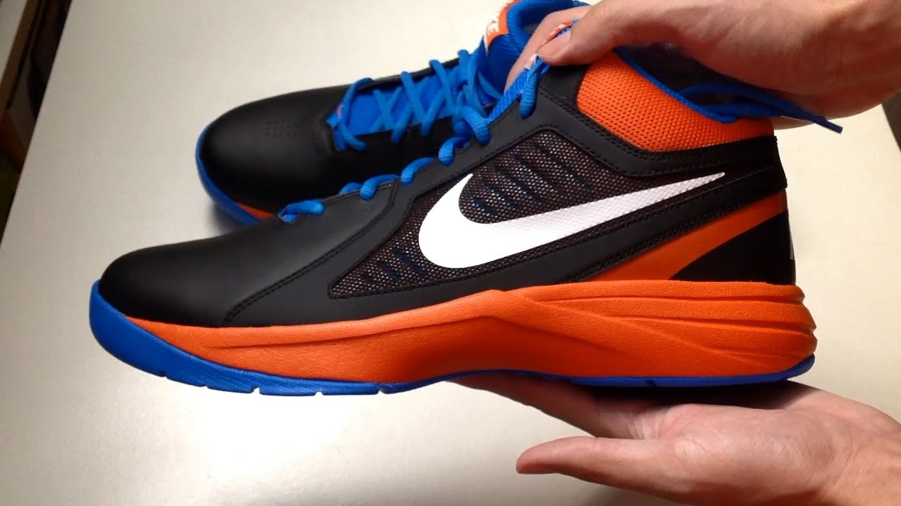 Amante Especializarse Cerdo  Nike The Overplay VIII Unboxing - YouTube