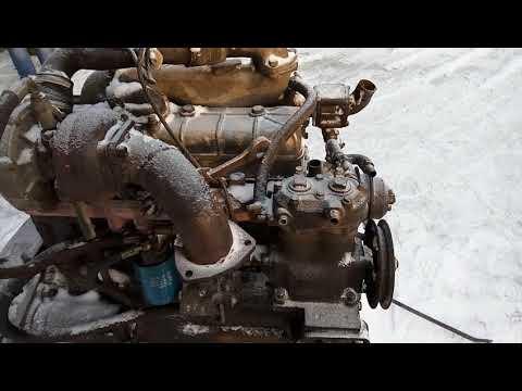 Отзыв о двигателе смд Белгородский моторный завод (ИП Ермоленко) часть вторая