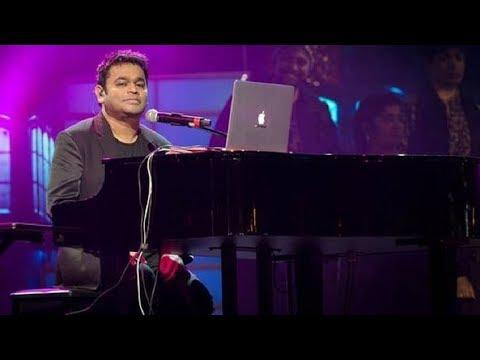 Premiere of Music Maestro AR Rahman One Heart - A Concert Film