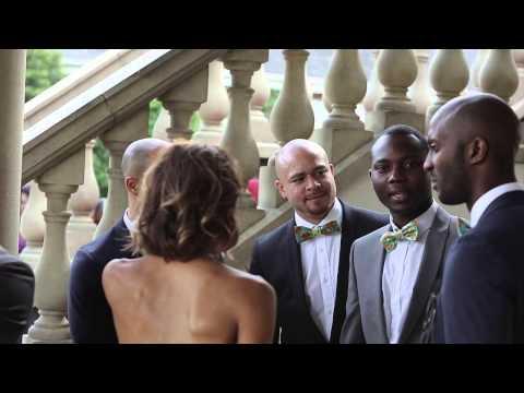 Sarah and Christian's Nigerian Wedding UK