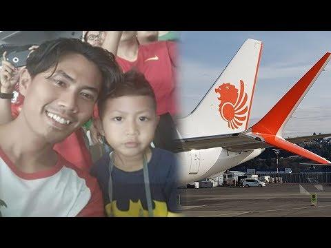 Bapak dan Anak Jadi Korban Lion Air JT 610, Berniat Pulang usai Tonton Timnas Indonesia VS Jepang Mp3