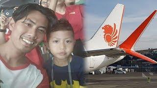 Download Video Bapak dan Anak Jadi Korban Lion Air JT 610, Berniat Pulang usai Tonton Timnas Indonesia VS Jepang MP3 3GP MP4
