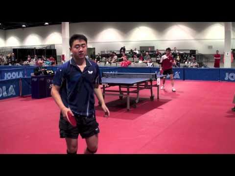 Yuan Xiaojie vs Bowen Chen  U21 Quarterfinal