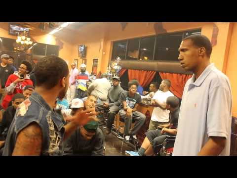 Yung Hero vs One2See  freestyle battle on Say Cheese TV