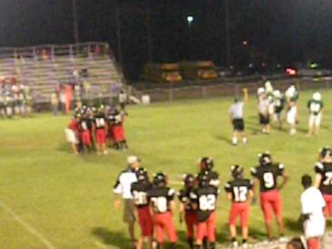 FLORENCE MIDDLE SCHOOL FOOTBALL  8TH GRADE