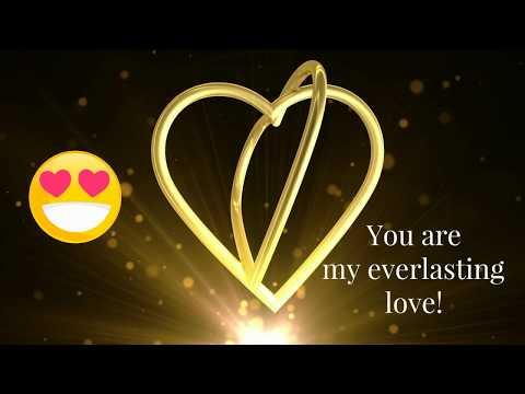 Happy Wedding Anniversary wishes video, romantic song - Free Whatsapp Anniversary Status