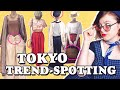 Trend-Spotting in Tokyo | Major 2019 Fashion Trends