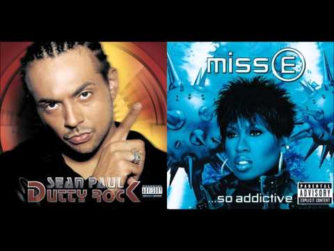 Get Busy On Ur Freak - Sean Paul vs. Missy Elliott (Mashup)