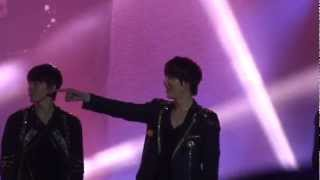 Asia Super Showcase KL 121211 - SJM Me (Eunhyuk & Kyuhyun Focus)