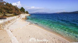 beach Belvedere, Seget Vranjica, Croatia