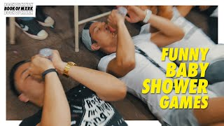 Funny Baby Shower Games!!