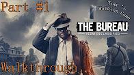 The Bureau: XCOM Declassified walkthrough part #1 - Večerní procházka k výtahu
