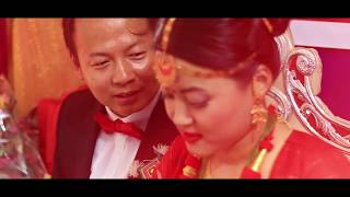 Jiwan weds Asha | Wedding Montage | Dharan Wedding