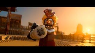 The LEGO Movie Videogame. #4. Крыши Флэтбуша
