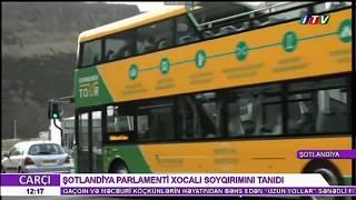 Şotlandiya Parlamenti Xocalı Soyqırımını tanıdı