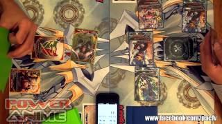 Future Card Buddyfight Exhibition Battle 1 - Magic World 72 Pillars Vs. Dragon World