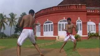 Kalaripayattu, the martial art of Kerala