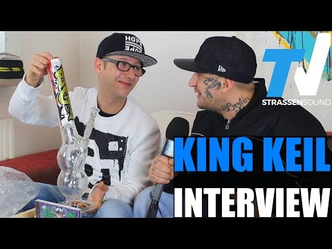 KING KEIL Interview: Big Bong Theorie, Frankfurt, Cypress Hill, Bogy, Rap, Real Jay, Chaker
