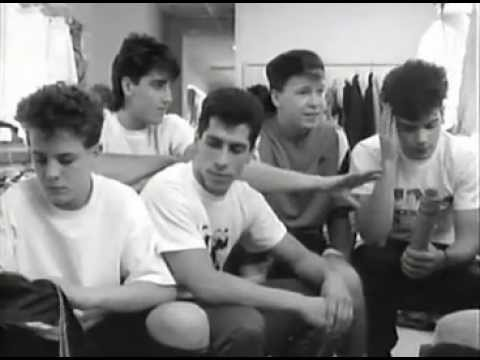 New kids on the Block- Hangin Tough Special