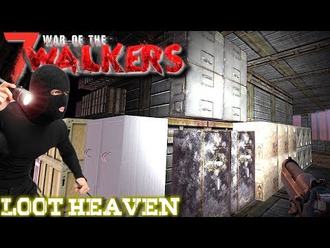 Loot Heaven | WOTW MOD | 7 Days To Die |...