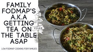 Family FODMAPS: Practical tips for cooking low FODMAP with a family / The Irritable Vegan
