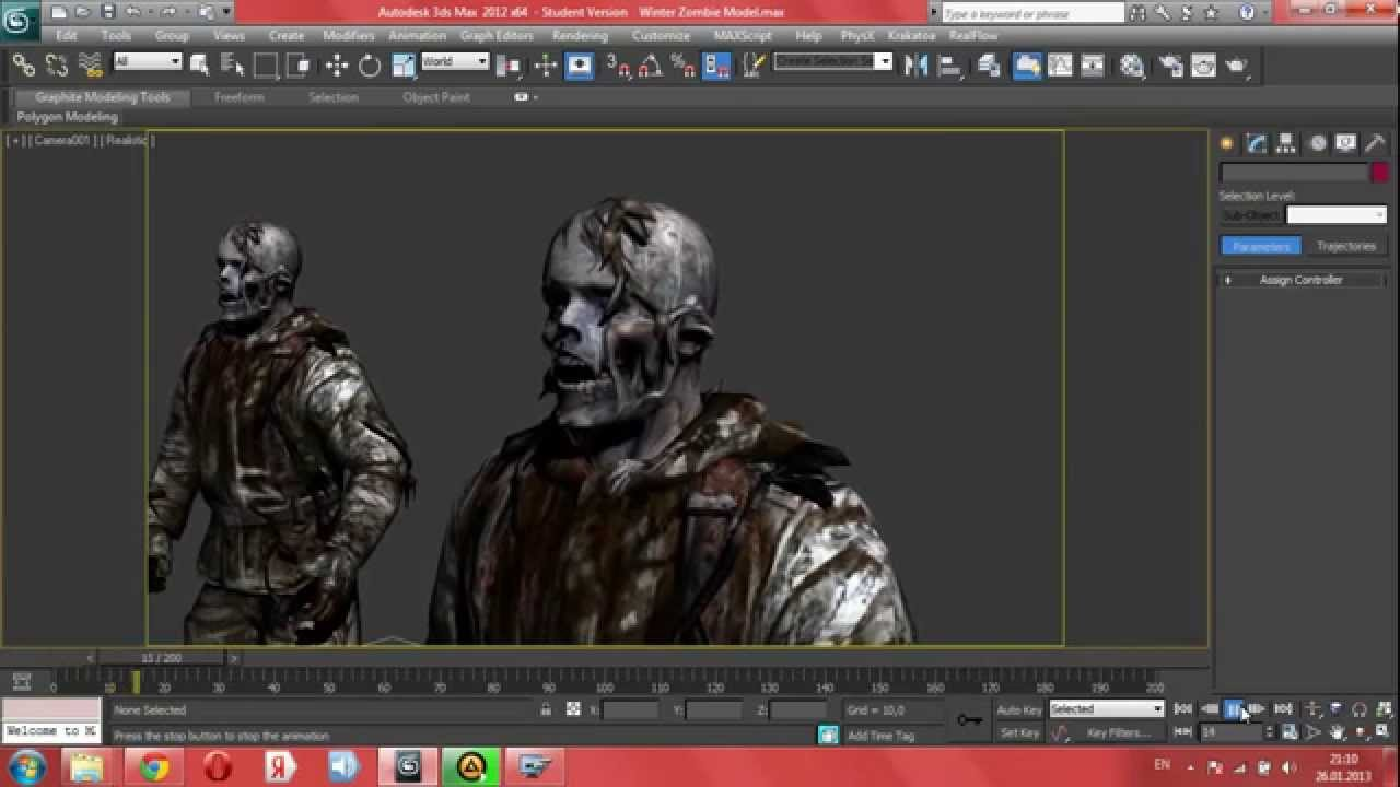 Motion capture tutorial 3ds max
