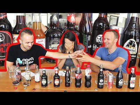 12x KOLA | Ktorá porazí Coca colu?