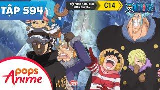 One Piece Tập 594 - Thành Lập! Liên Minh Hải Tặc Luffy Và Law! - Đảo Hải Tặc