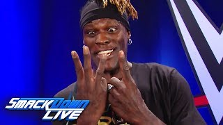 R-Truth tells Drake Maverick to enjoy his honeymoon: SmackDown LIVE, July 2, 2019