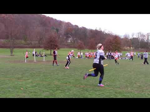 Ohio University Quidditch Club vs Virginia Quidditch Club Mid-Atlantic Regional Semifinal 2017