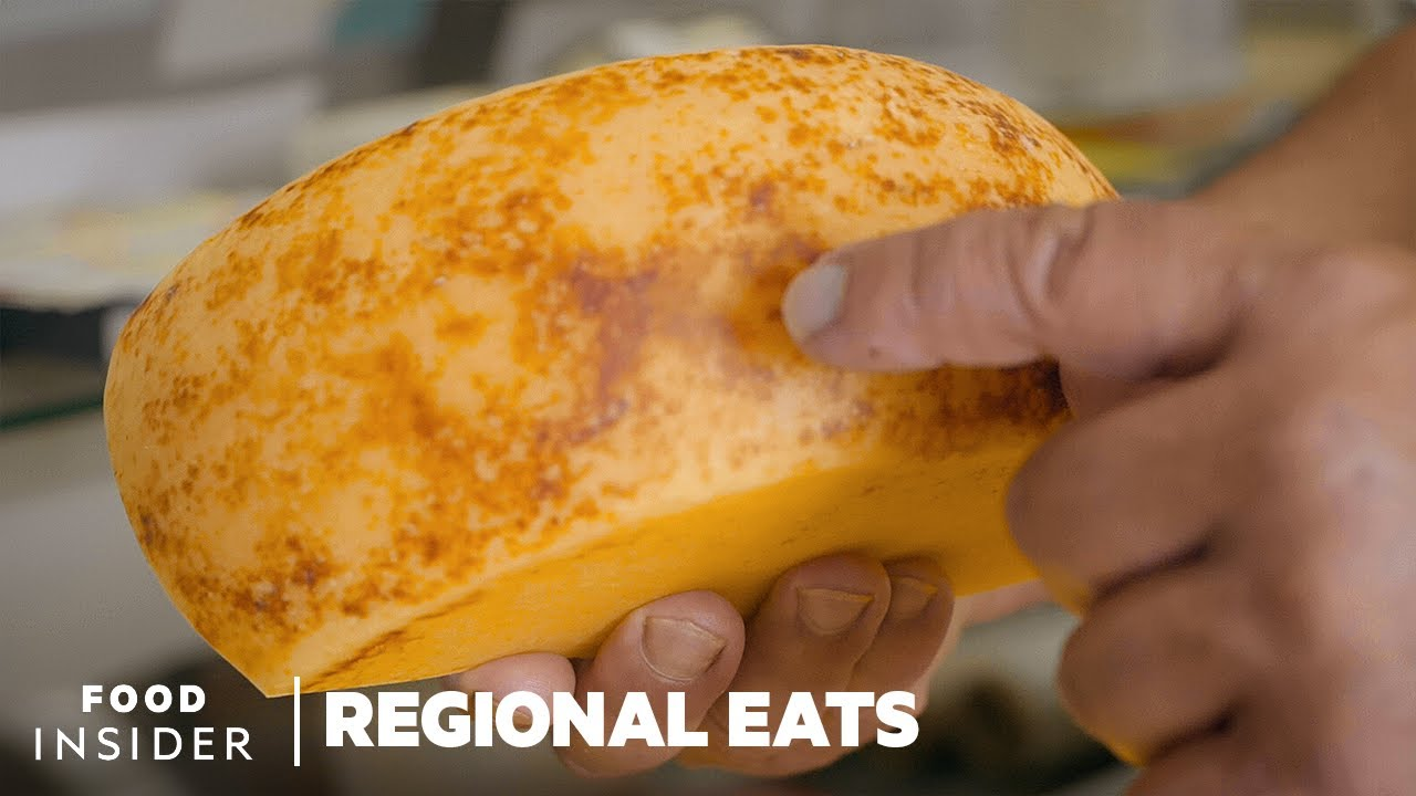 How One Of Portugal's Rarest Cheeses Is Made On A Remote Volcanic Island | Regional Eats