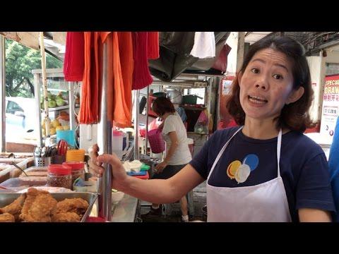 """KL Peel Road """"Wai Sek Kai"""": Chinese Nasi Lemak"""