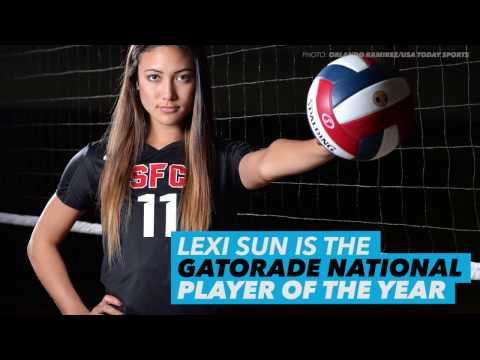Lexi Sun National Gatorade Player of the Year Highlight Reel