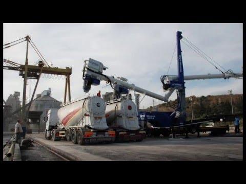 Vurmak   Mersea 5000 A Mechanical Shipunloader