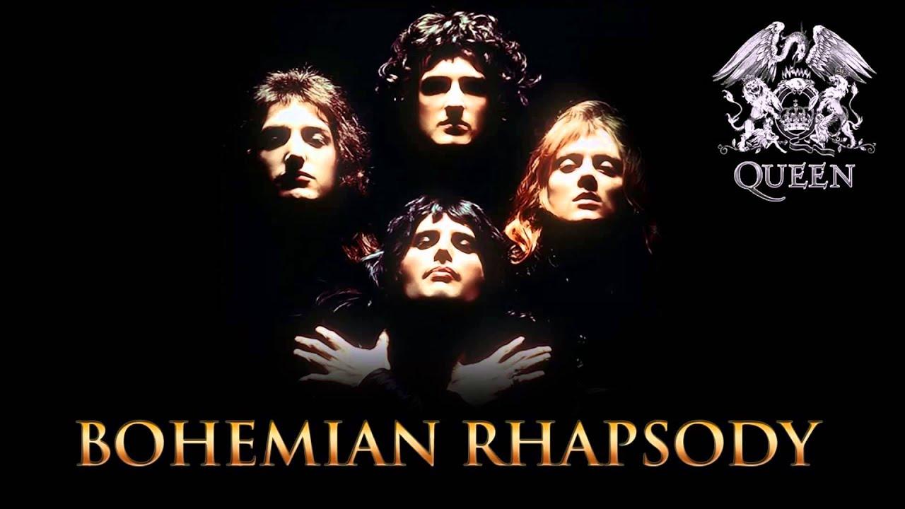 Bohemian Rhapsody Queen - YouTube