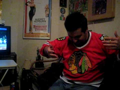 Passionate Chicago Blackhawks Fan