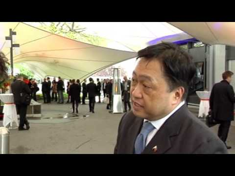 Cesar Purisima – 46th St. Gallen Symposium