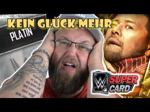 WWE SUPERCARD | Neue Woche Neues Glück | TBG Pack Opening | Nakamura TRD | Deutsch