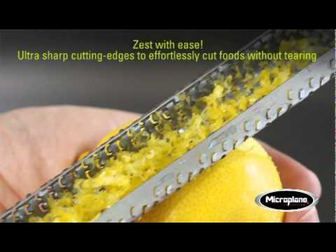 Microplane premium zester & grater