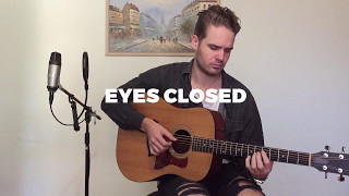 Eyes Closed - Halsey (Jason Bedville Cover)