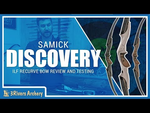 Samick Discovery ILF Recurve Bow Review And Testing